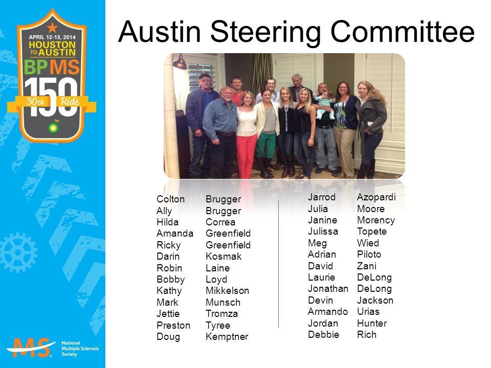 Austin Steering Committee