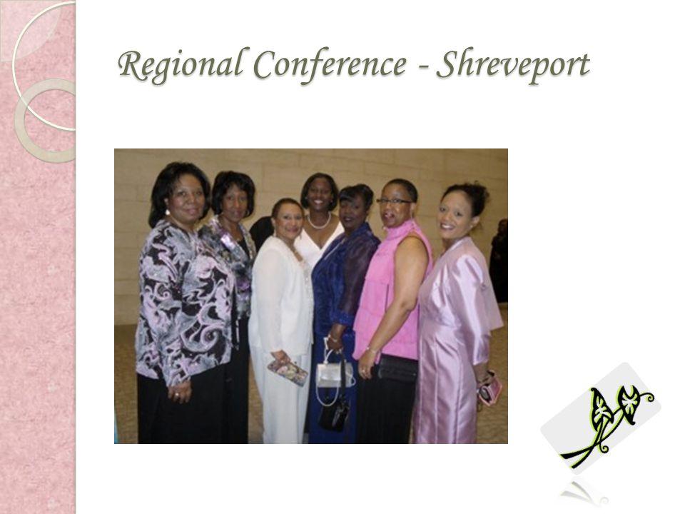 Regional Conference - Shreveport