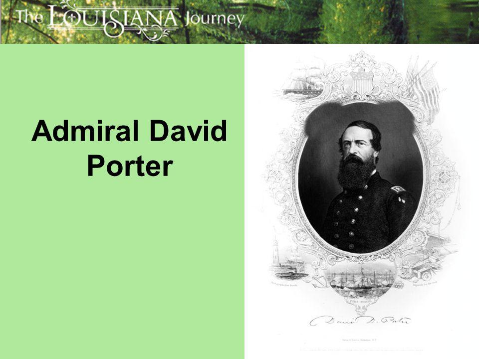 Admiral David Porter