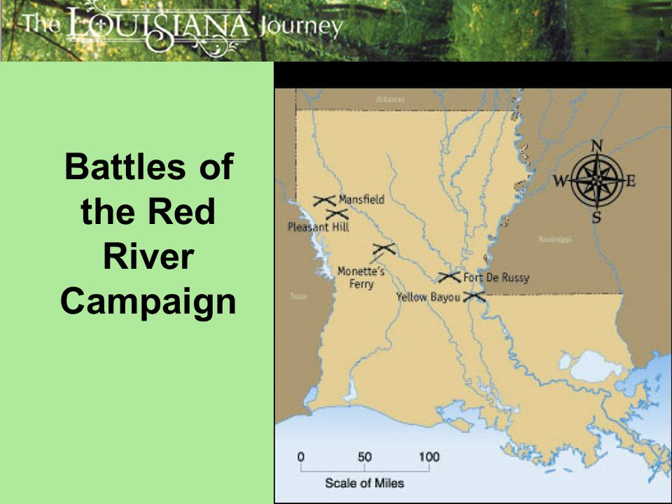 Battles of the Red River Campaign