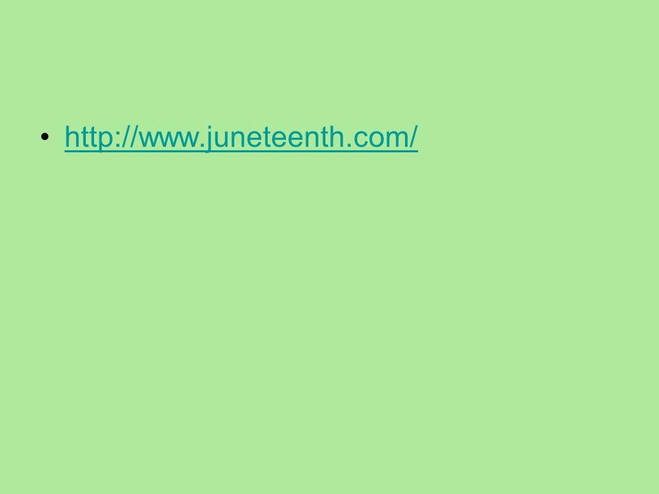 http://www.juneteenth.com/