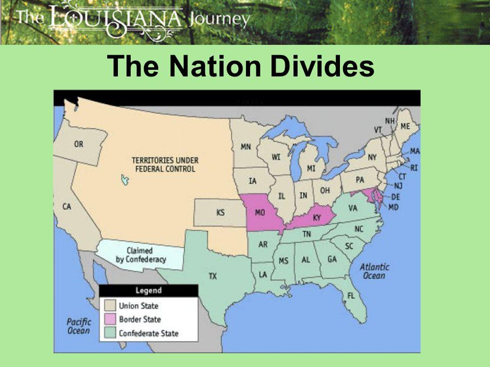 The Nation Divides