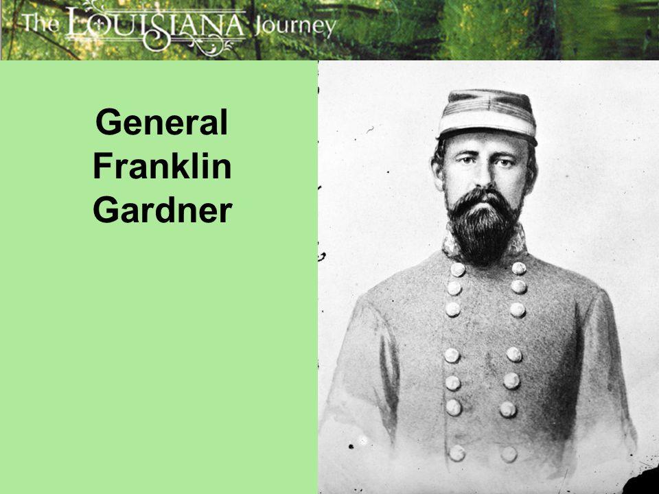 General Franklin Gardner