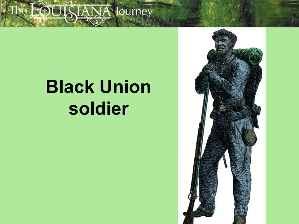 Black Union soldier