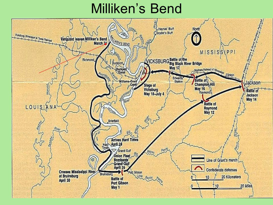 Milliken's Bend