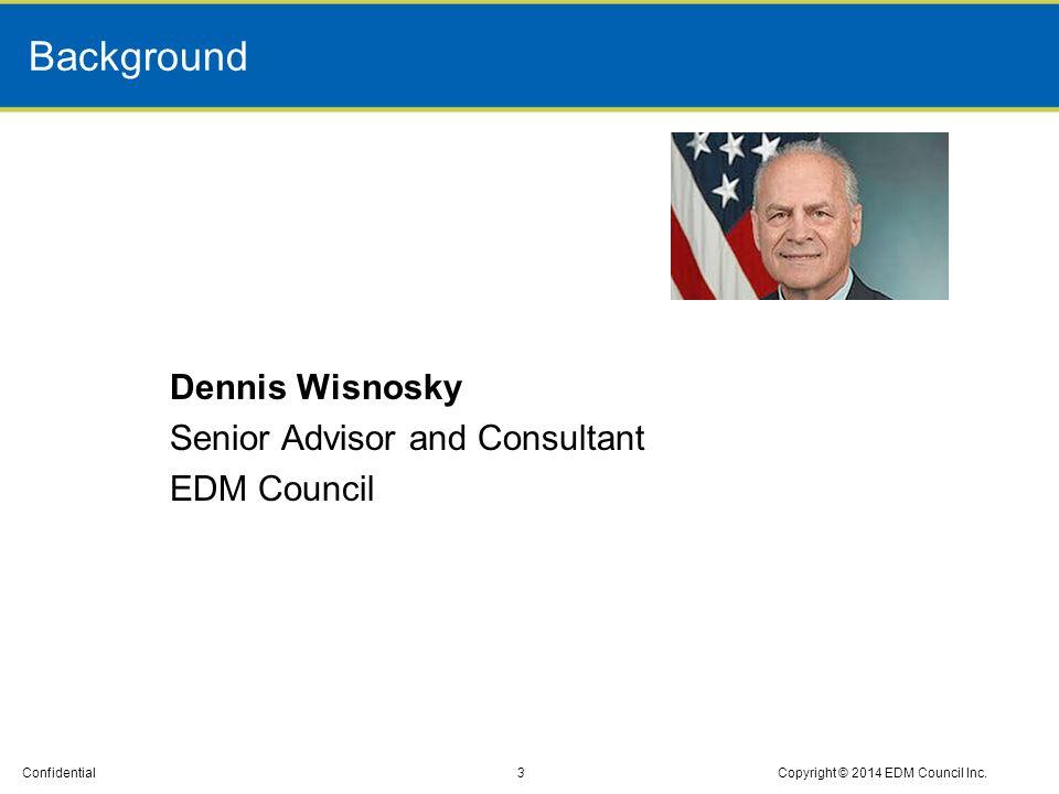 Copyright © 2014 EDM Council Inc.