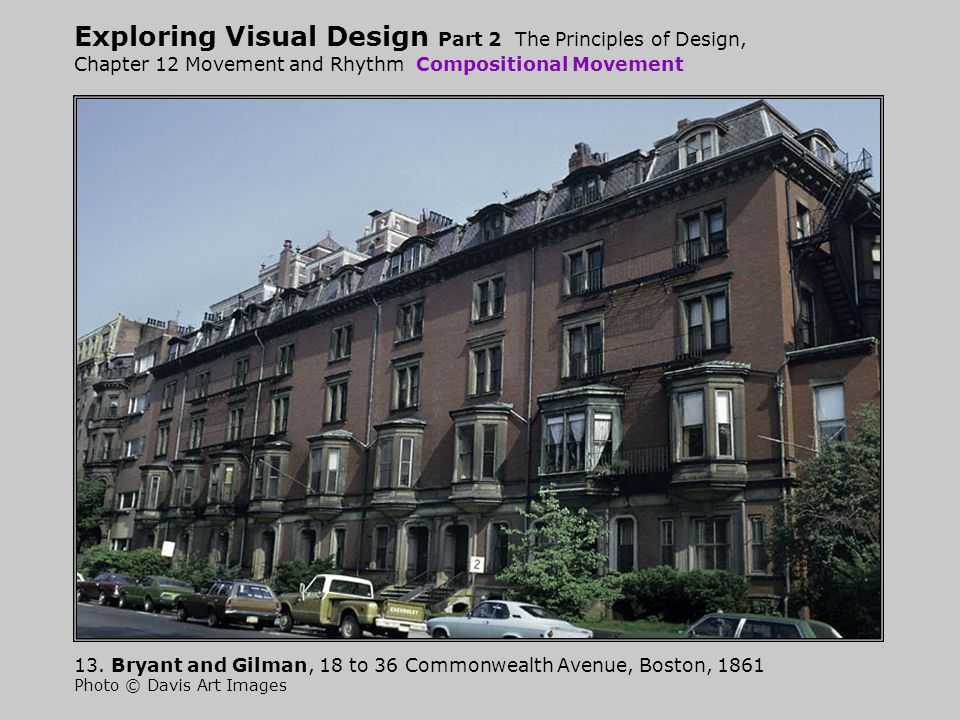 Exploring Visual Design Part 2 The Principles of Design, Chapter 12 Movement and Rhythm Compositional Movement