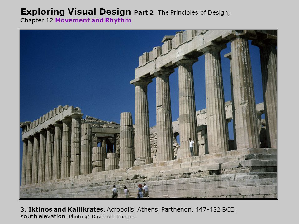 Exploring Visual Design Part 2 The Principles of Design, Chapter 12 Movement and Rhythm