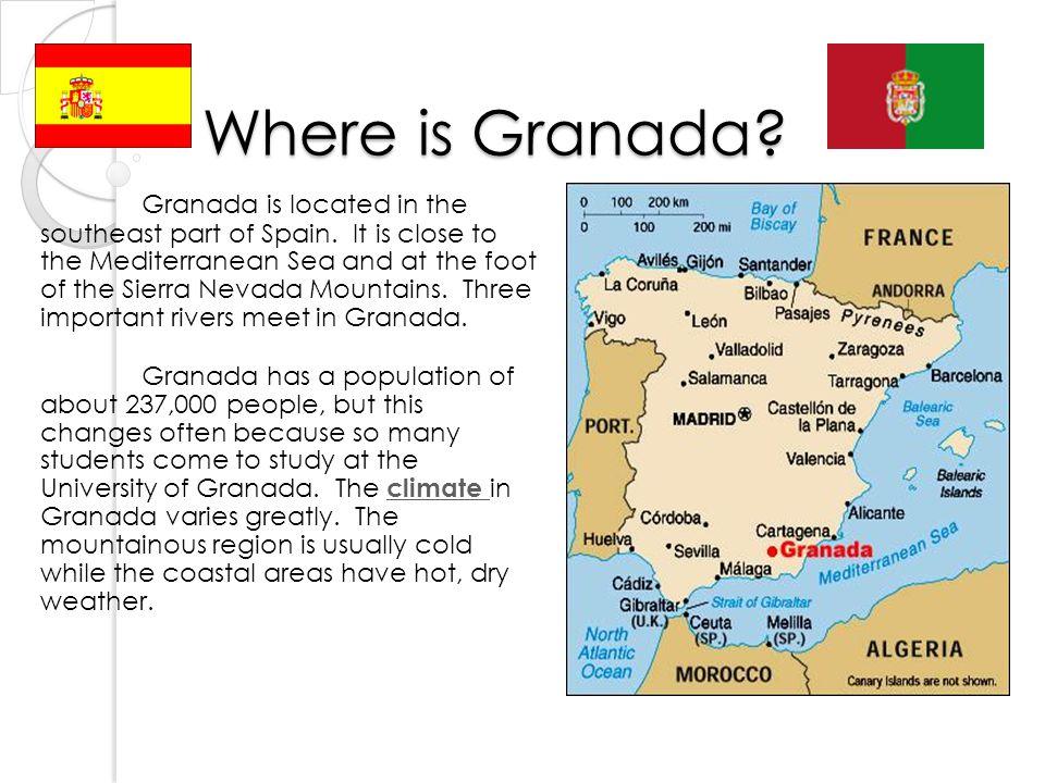 Where is Granada