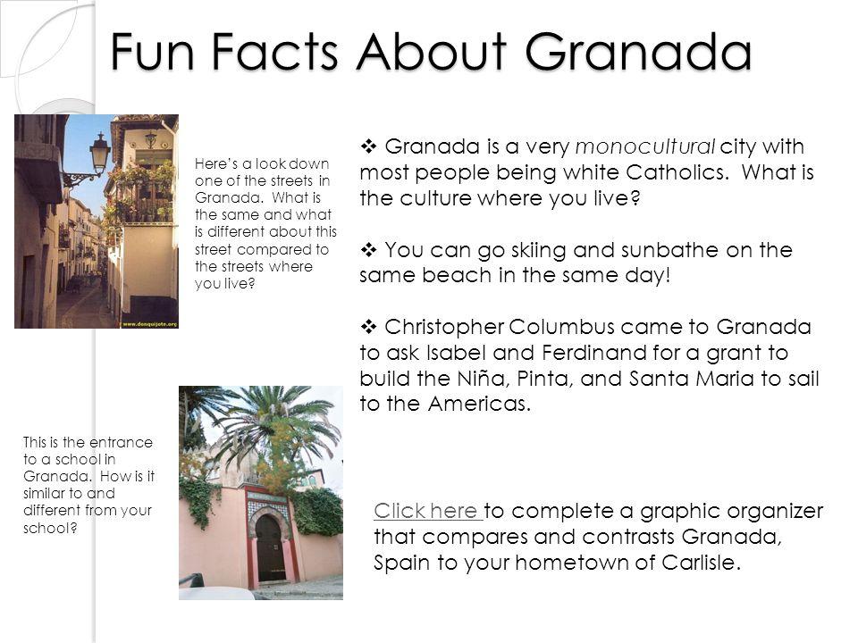 Fun Facts About Granada