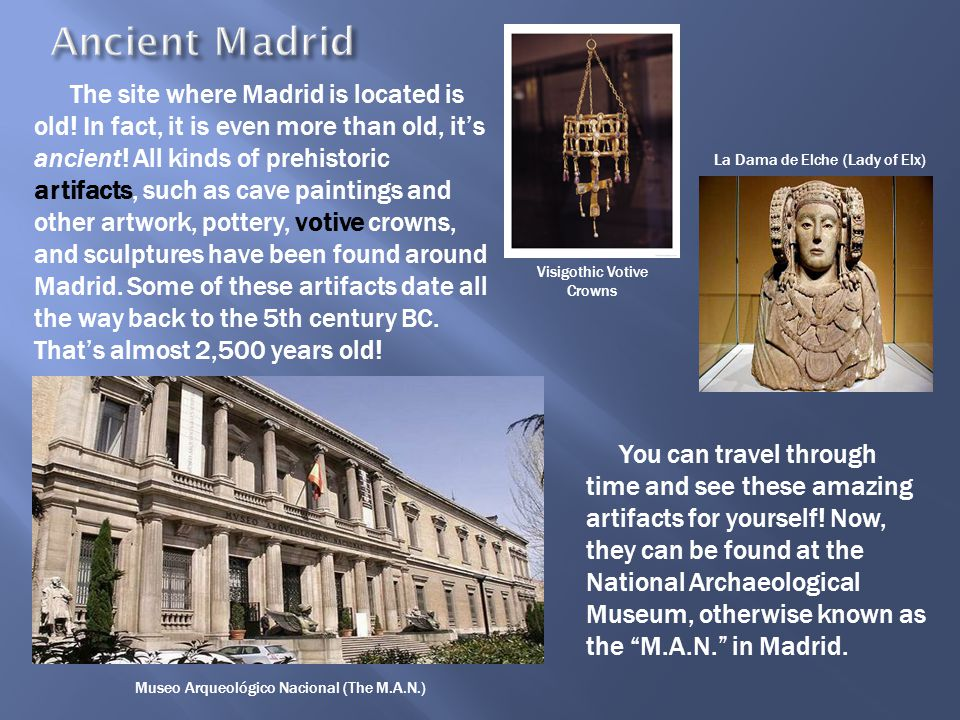 Ancient Madrid