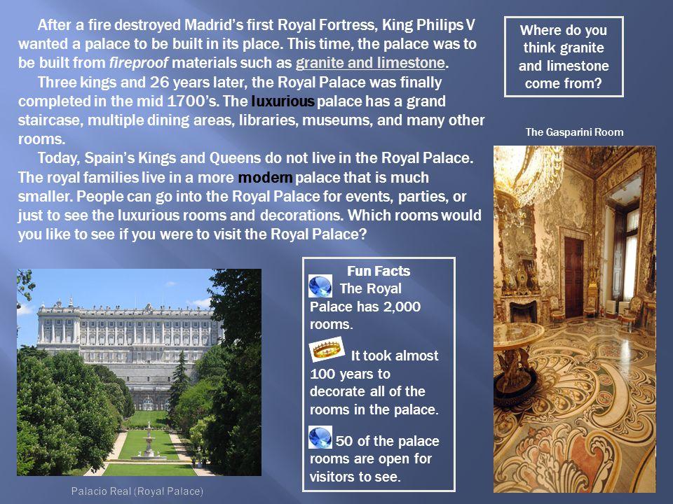 Palacio Real (Royal Palace)