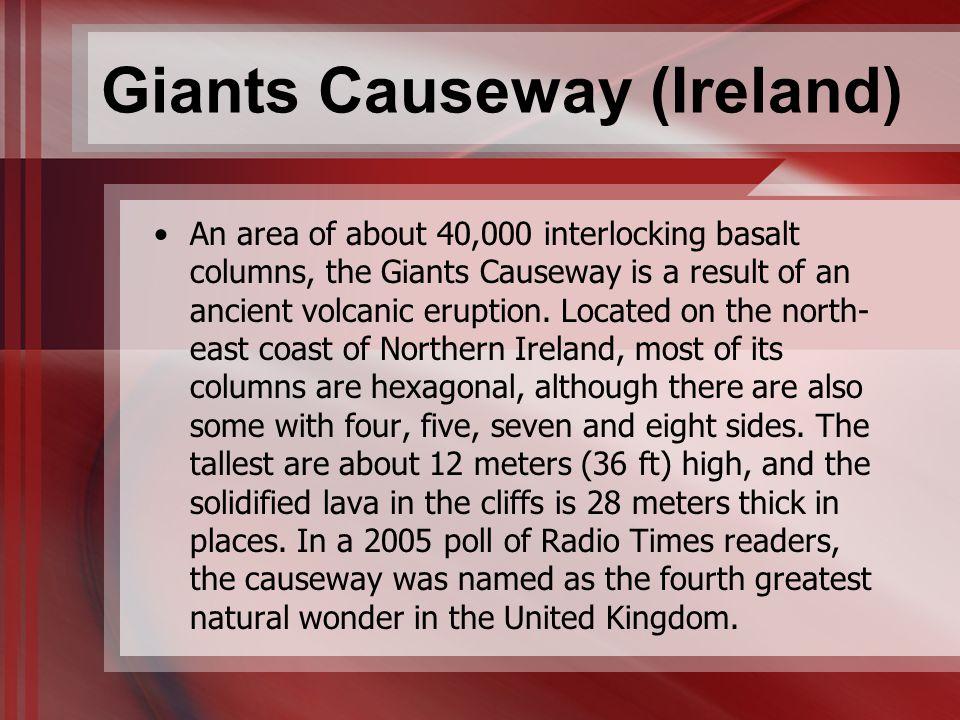 Giants Causeway (Ireland)