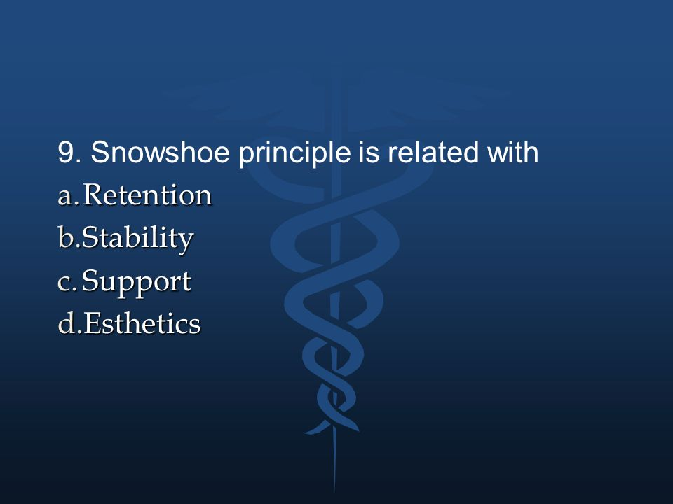 9. Snowshoe principle is related with