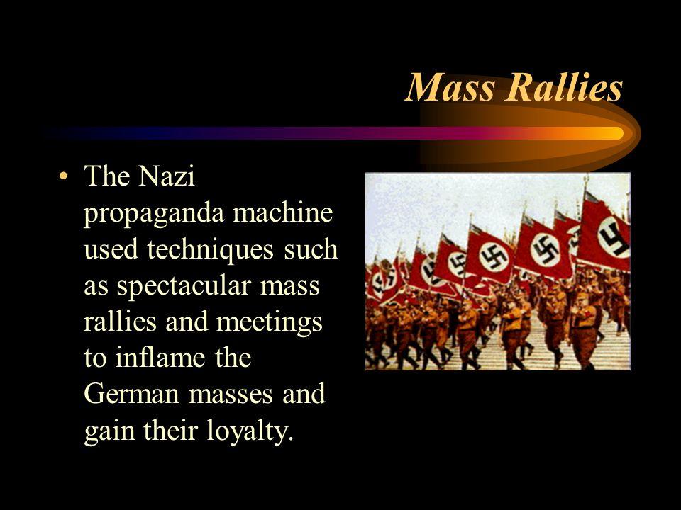 Mass Rallies
