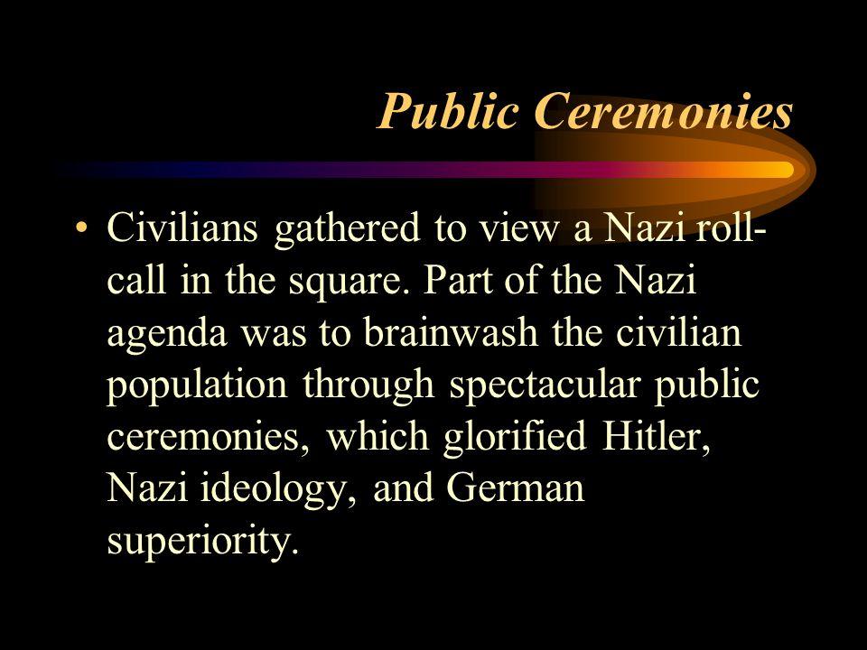 Public Ceremonies