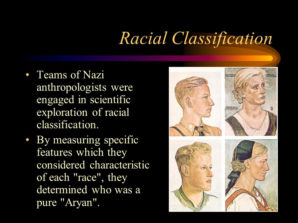 Racial Classification
