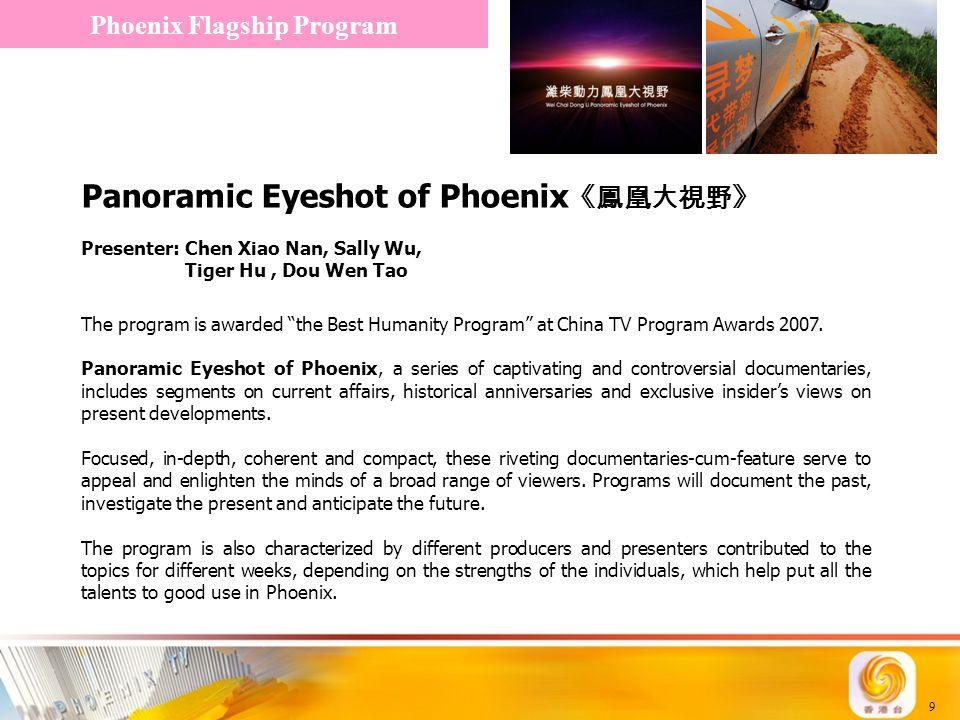 Panoramic Eyeshot of Phoenix《鳳凰大視野》