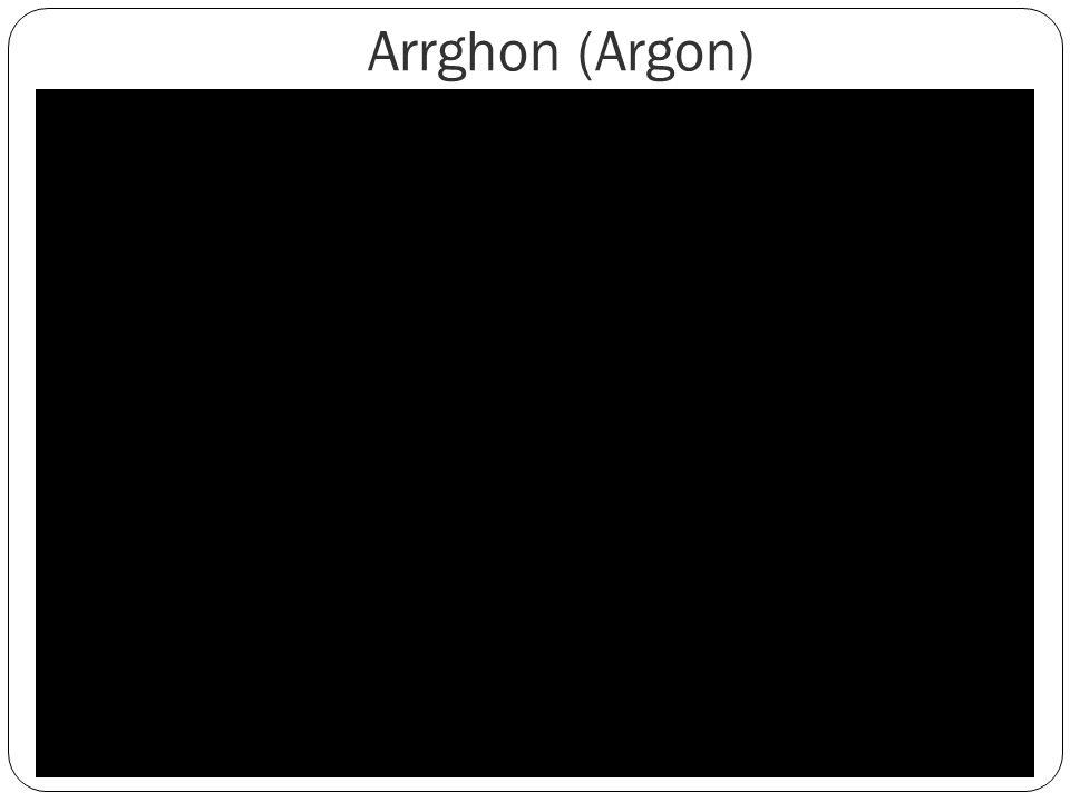 Arrghon (Argon)