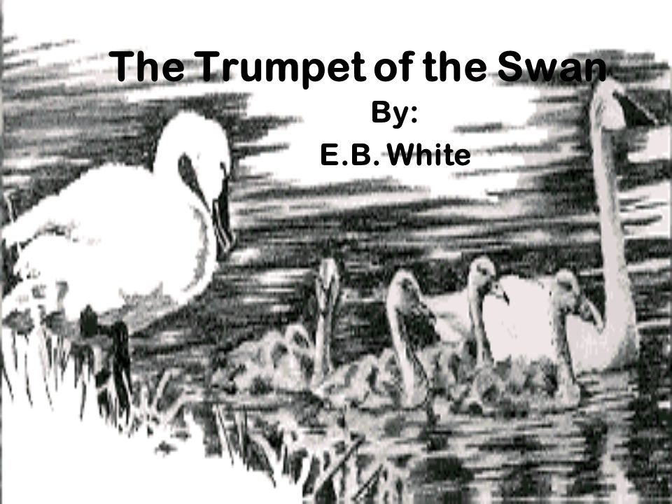 The Trumpet of the Swan By: E.B. White