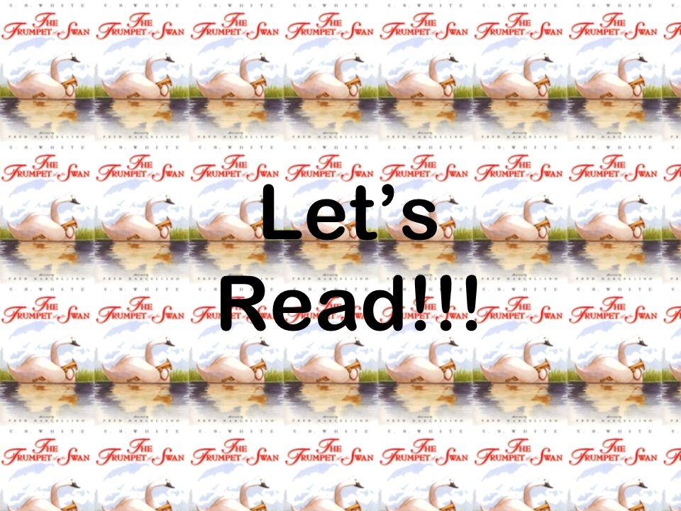 Let's Read!!!