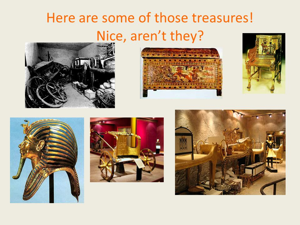 Here are some of those treasures! Nice, aren't they