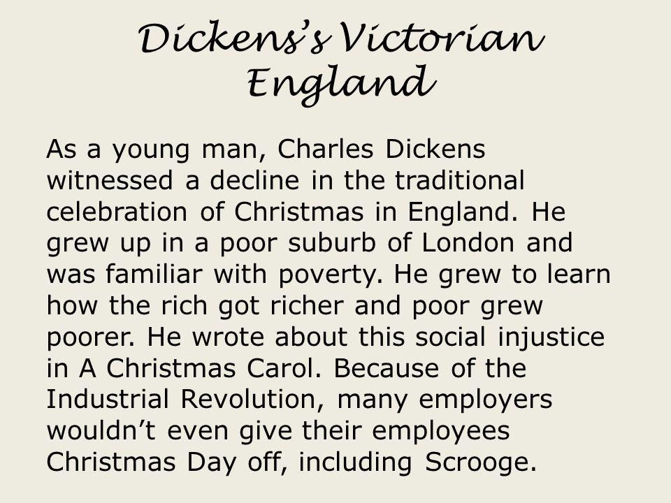 Dickens's Victorian England