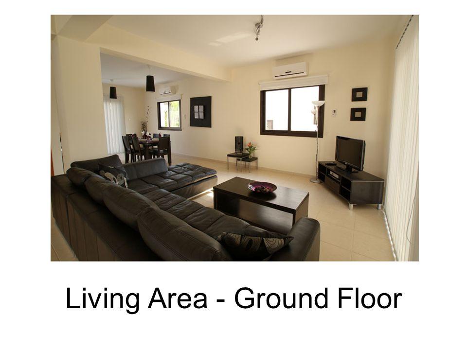 Living Area - Ground Floor