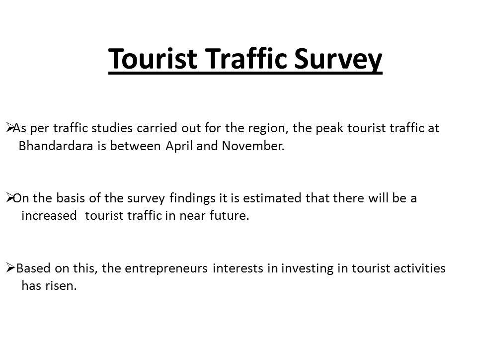 Tourist Traffic Survey