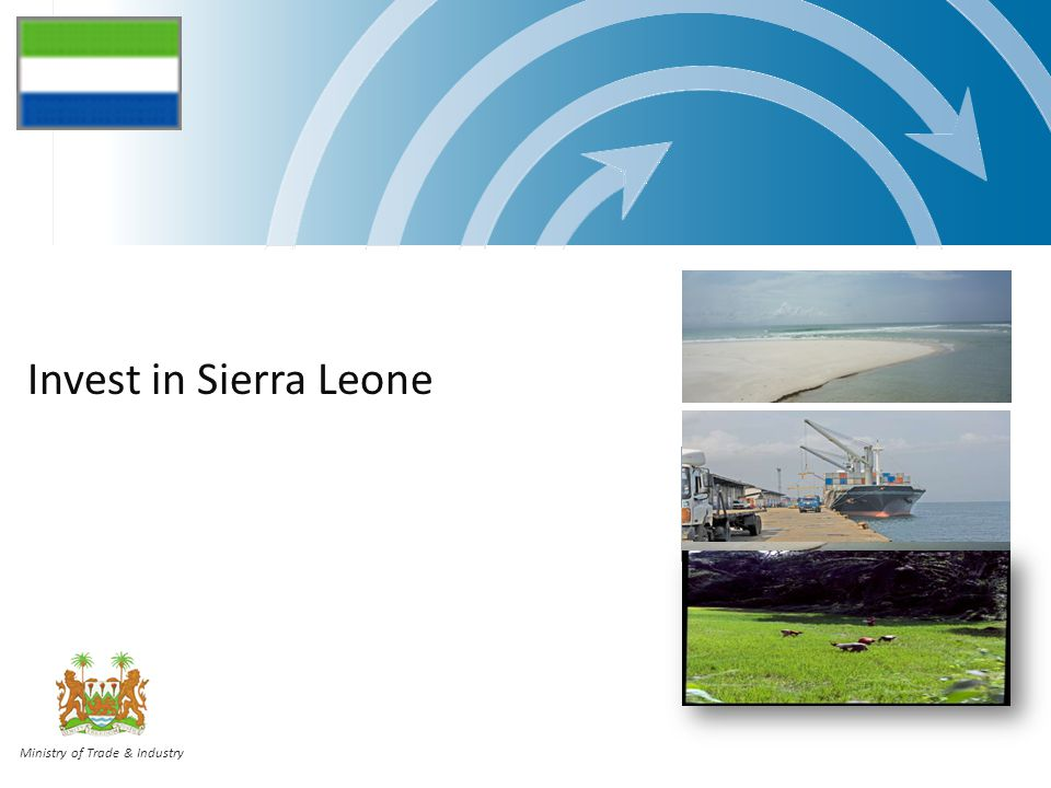 Invest in Sierra Leone