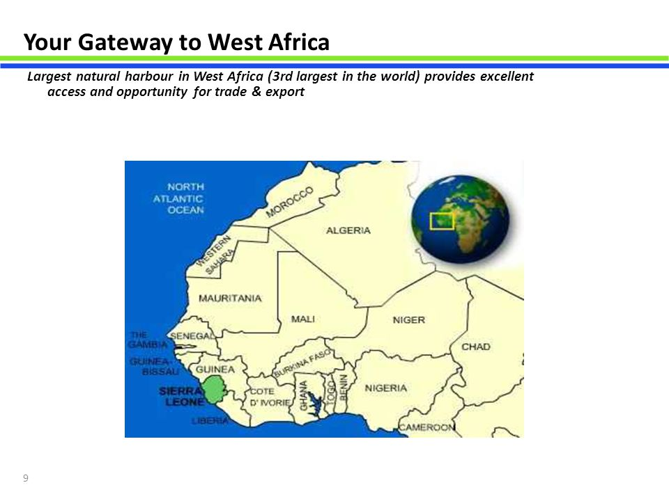 Your Gateway to West Africa