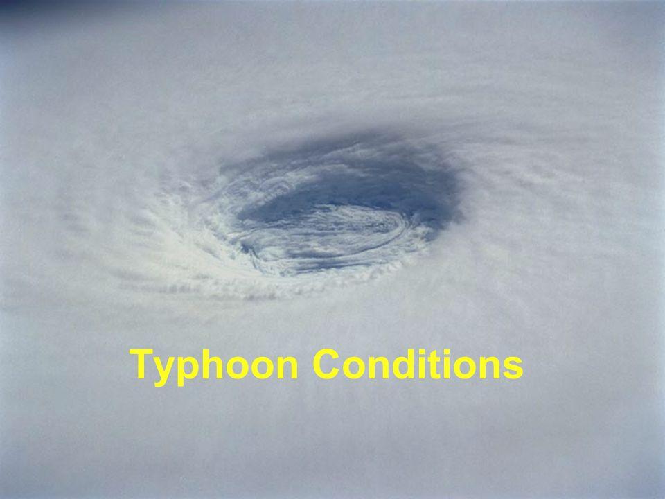 Typhoon Conditions