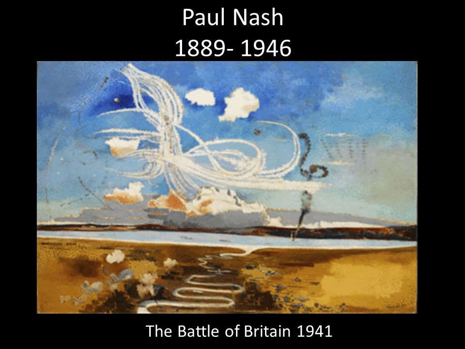 Paul Nash 1889- 1946 The Battle of Britain 1941
