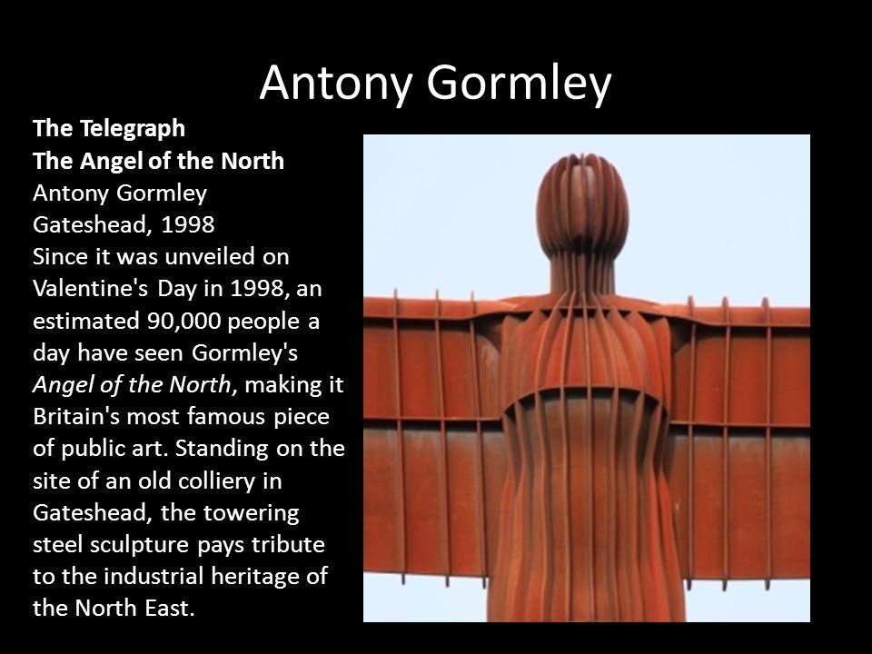 Antony Gormley The Telegraph