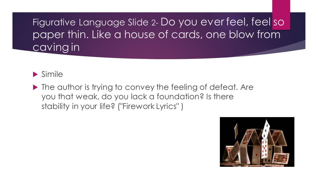 Downloads: &quot-Firework&quot- by Katy Perry Poetry Terms Figurative Language