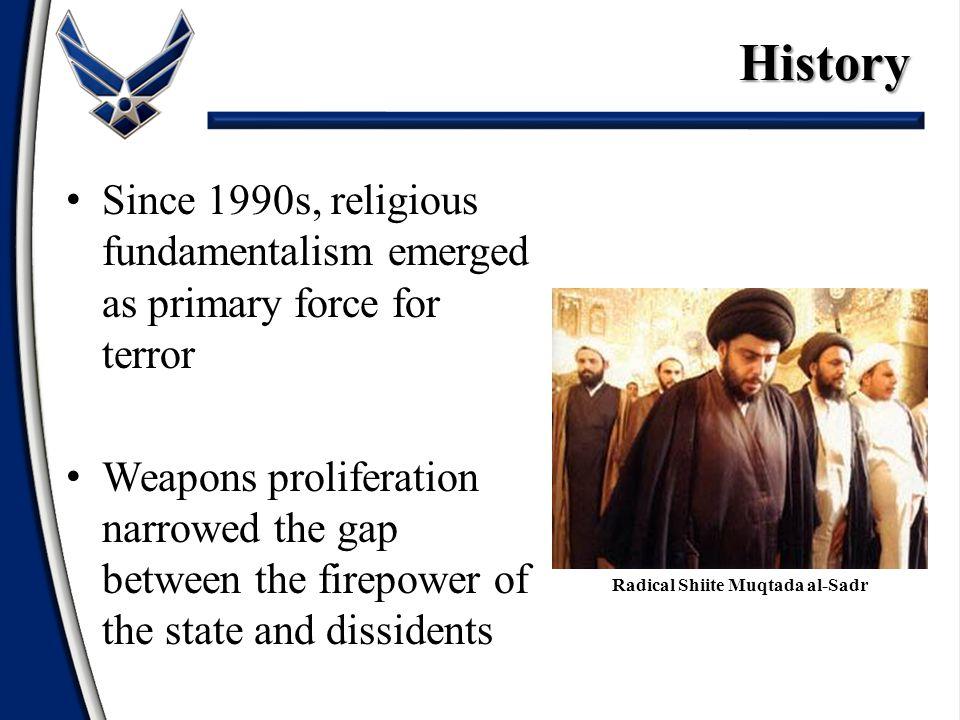 Radical Shiite Muqtada al-Sadr
