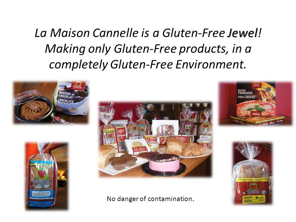 La Maison Cannelle is a Gluten-Free Jewel