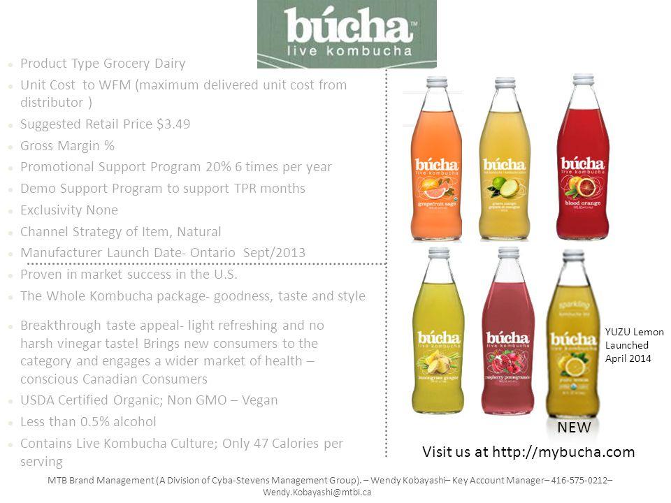 Visit us at http://mybucha.com