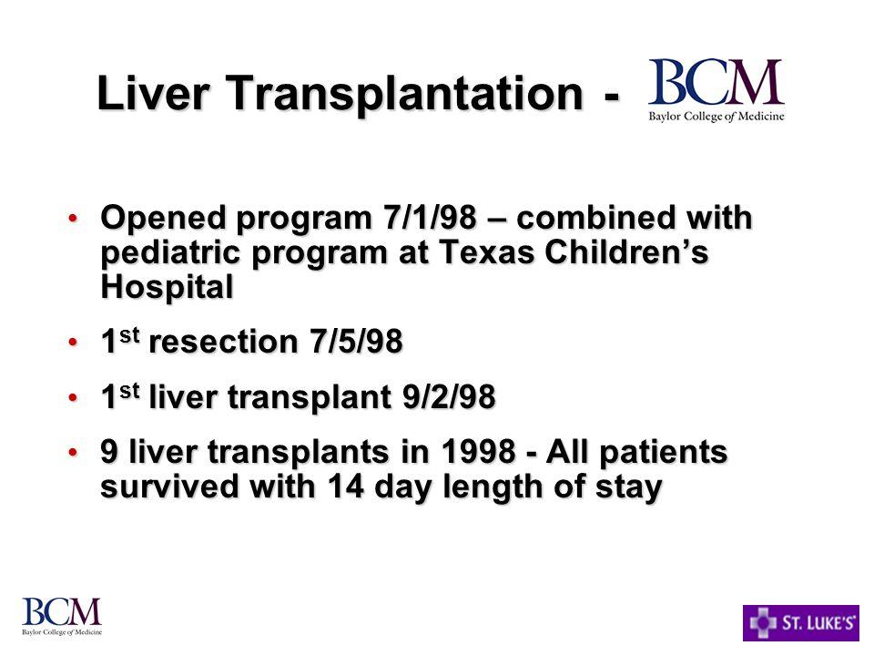 Liver Transplantation -