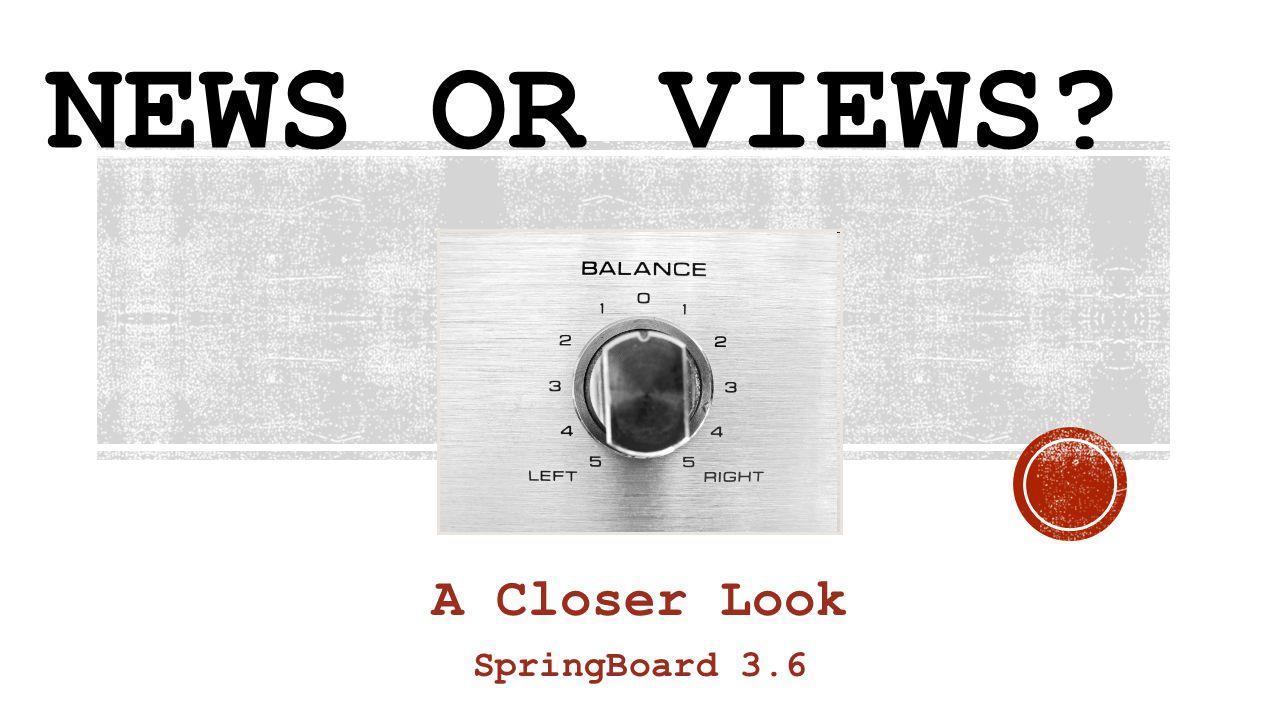 A Closer Look SpringBoard 3.6