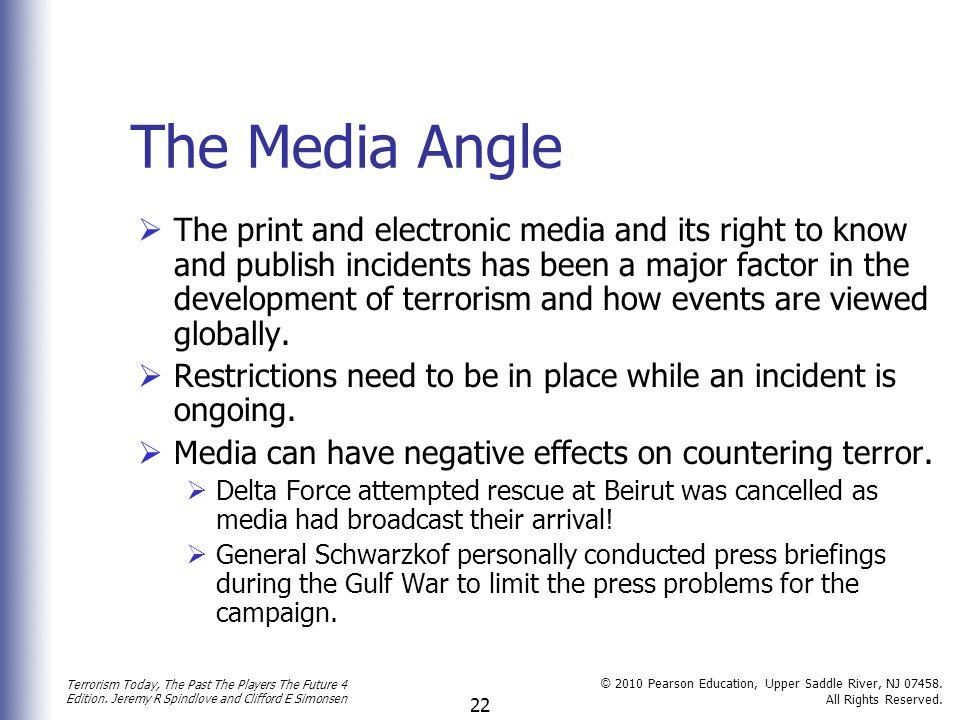 The Media Angle