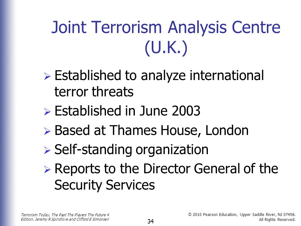 Joint Terrorism Analysis Centre (U.K.)