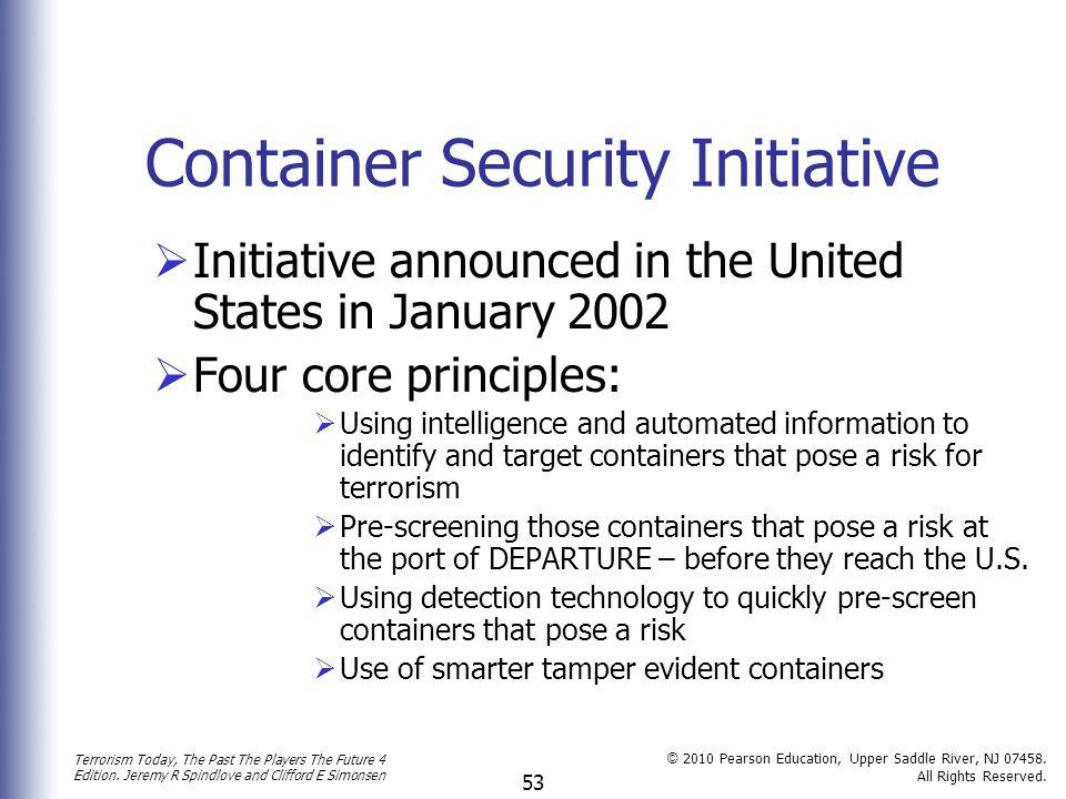 Container Security Initiative