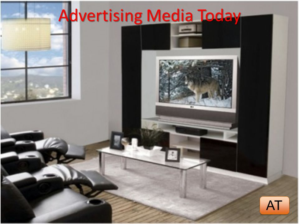Advertising Media Today