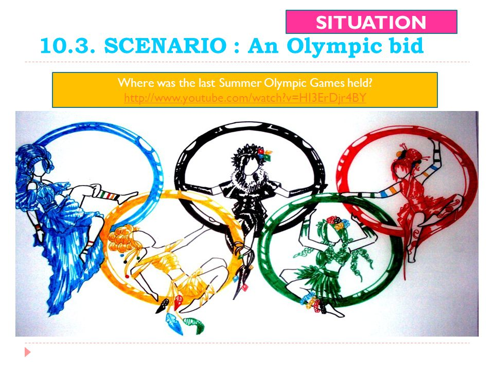 Where was the last Summer Olympic Games held