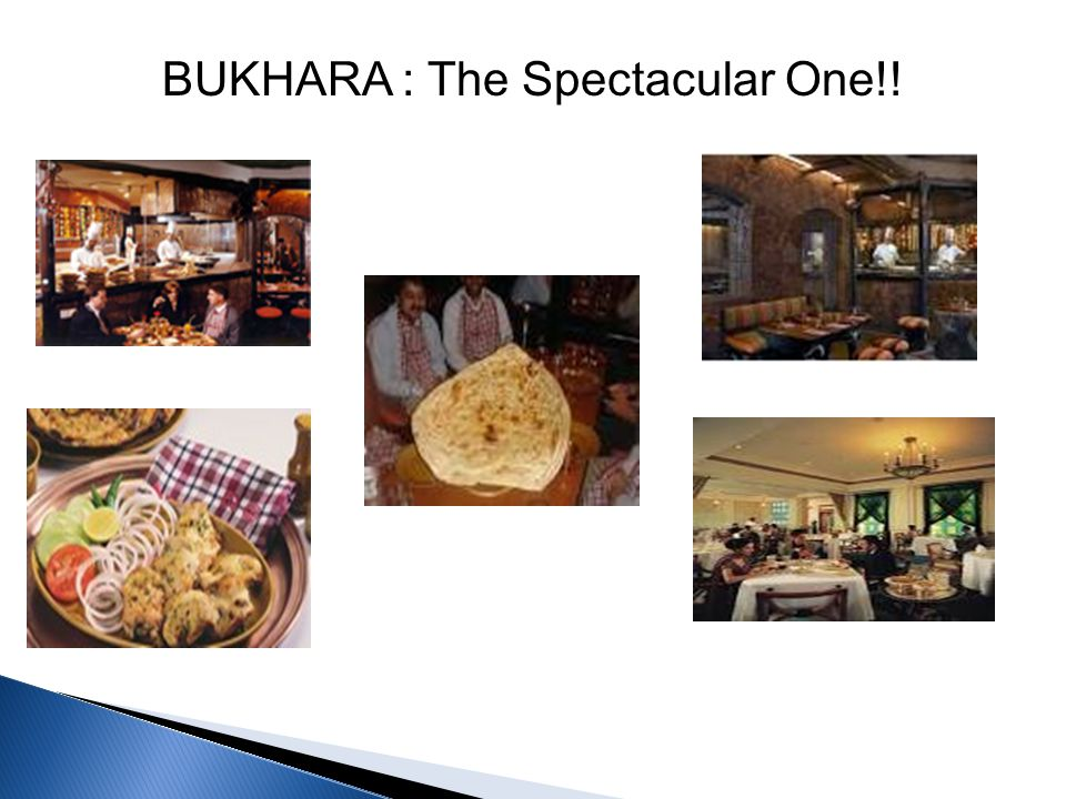 BUKHARA : The Spectacular One!!