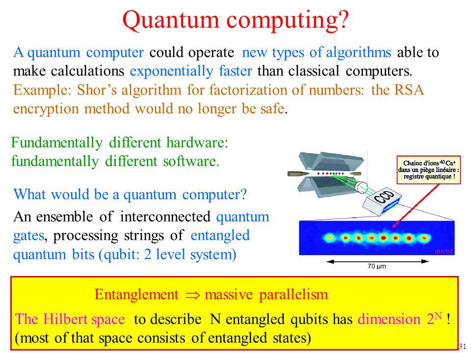 Quantum computing 4/12/2017.