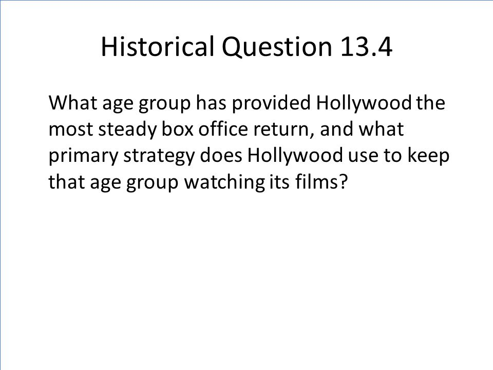 Historical Question 13.4