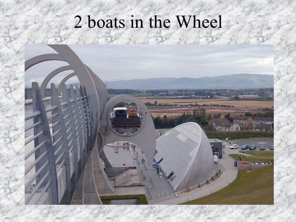 2 boats in the Wheel