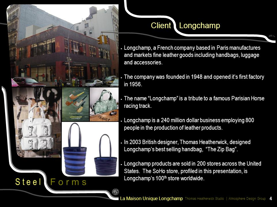 Client Longchamp